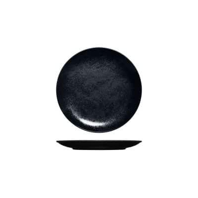 RAK KARBON FLAT COUPE PLATE 180MM BLACK