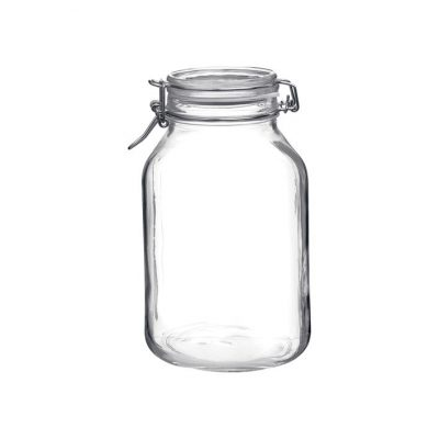 FIDO JAR WITH LID 3040ML