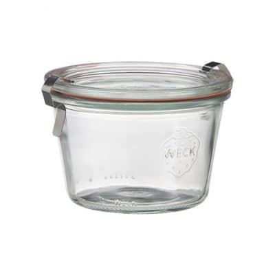 WECK JAR WITH LID 60X55X80ML