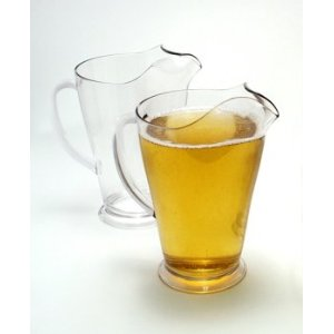 BEER JUG SAN CLEAR 1140ML