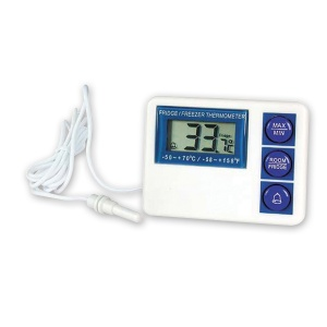 THERMOMETER DIGITAL FRIDGE/FREEZER EXTERNAL