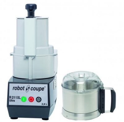 ROBOT COUPE R211ULTRA XL INC W/ 4 DISCS