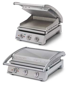 ROBAND CONTACT GRILL GSA610S