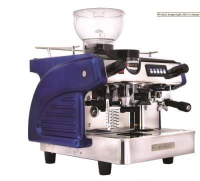 EXPOBAR Coffee Machine Ruggero 1 Group w/ grinder