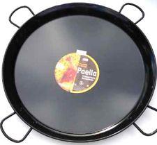 PAELLA PAN ENAMELLED 115cm (120pax)