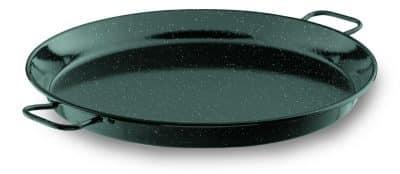 PAELLA PAN ENAMELLED 30cm 4pax (99994)