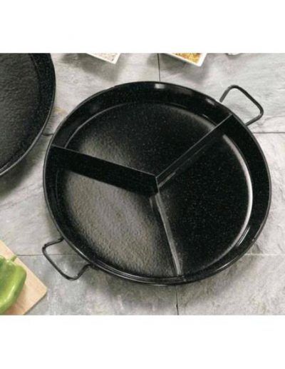 PAELLA PAN 3-WAY MULTI 42cm (fty seconds -EOL)