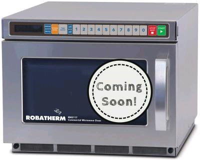 ROBATHERM COMMERCIAL MICROWAVE HEAVY DUTY RM2117