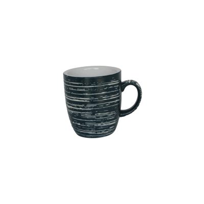 INCASA SWIRL BLUESTONE MUG 330ML [6pcs set]