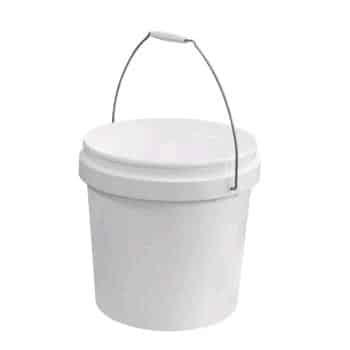 Bucket Food Grade 20L Plastic WITH LID