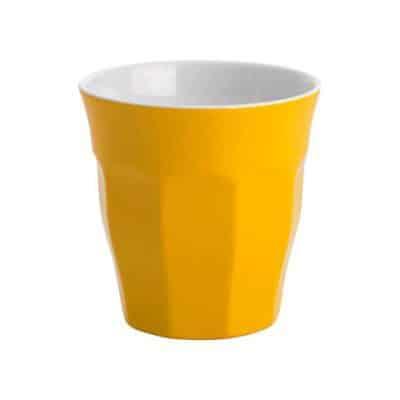 JAB GELATO CUP 200ml YELLOW 47612
