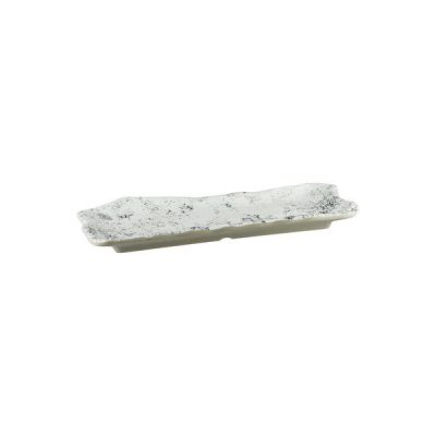 CHEFORWARD ENDURE OBLONG PLATE-300x125mm, PEBBLE