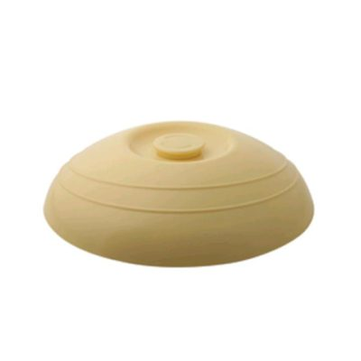 KH MODERNE PLATE DOME YELLOW  [31]