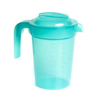 KH GREEN LID FOR GRADUATED JUG [22] lid only