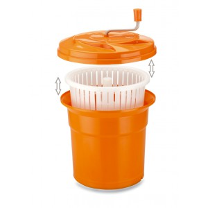 SALAD SPINNER COMMERCIAL 12L GREEN ONLY