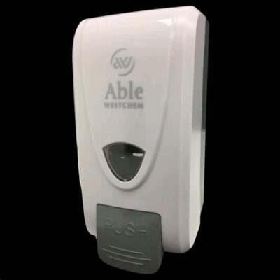 FOAMING SOAP DISPENSER FOAMING 1LTR REFILLABLE