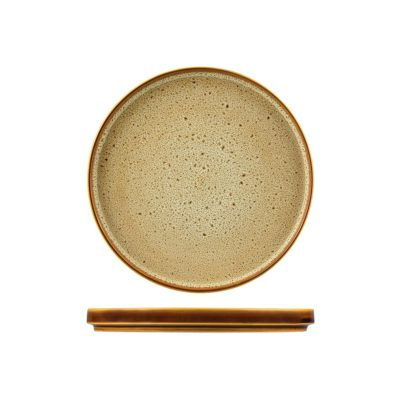 SANGO ORA ARICA LOW STACKABLE PLATE 260MM