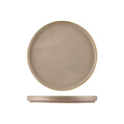 SANGO ORA AVOLA LOW STACKABLE PLATE 260MM