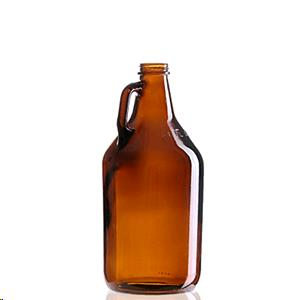 GROWLER AMBER 1.89L CAPACITY (CTN 6 ONLY)