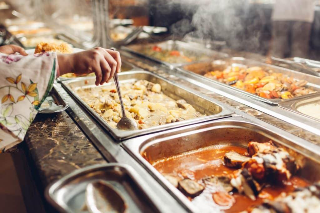 Gastronorm-Bain-marie