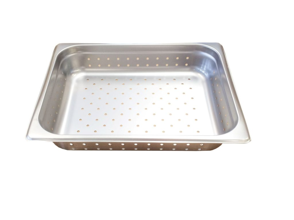 Gastronorm Steam Pan GN 1/3 Stainless Steel 65mm