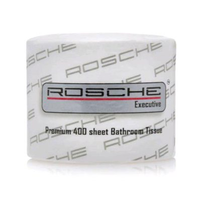 ROSCHE PREMIUM QUILTED TOILETROLL 3ply #6012e [48]