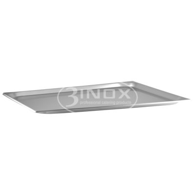 GASTRONORM PAN 2/1 650x530x20mm