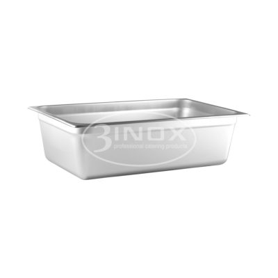GASTRONORM PAN S/S 1/1 530X325X150