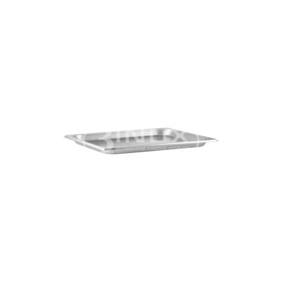 GASTRONORM PAN S/S 1/2 325X265X20MM (TRAY)