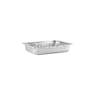 GASTRONORM PAN S/S 1/2 325X265X65