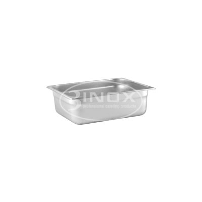 GASTRONORM PAN S/S 1/2 325X265X100