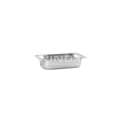 GASTRONORM PAN S/S 1/4 265X162X65