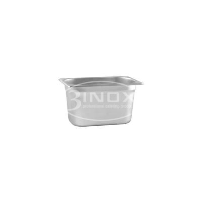 GASTRONORM PAN S/S 1/4 265X162X150