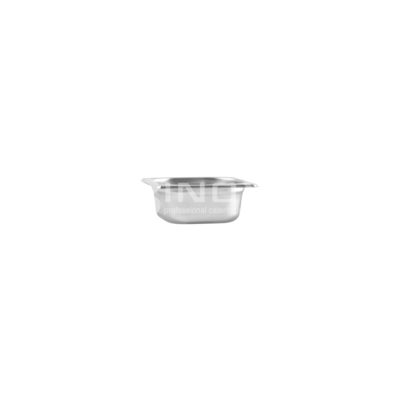 GASTRONORM PAN S/S 1/6 176X162X65