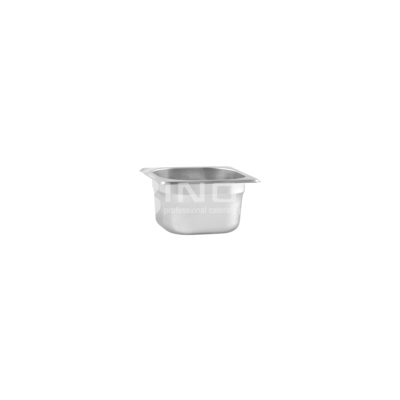 GASTRONORM PAN S/S 1/6 176X162X100