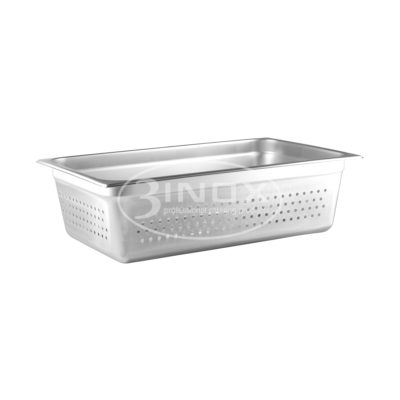 GN PAN PERFORATED 1/1 530X325X150MM