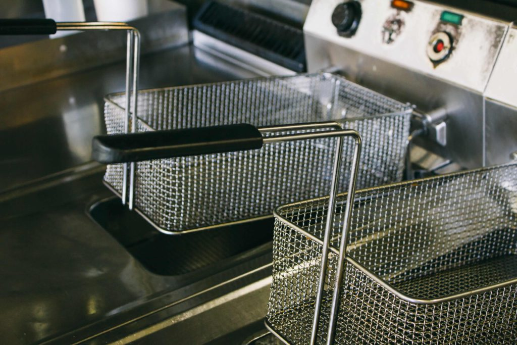 Commercial Kitchen Deep Fryer