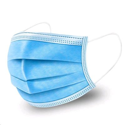 FACE MASK (Disposable Style) [50pcs per packet]