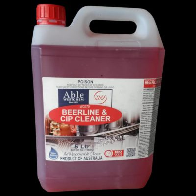 BEERLINE & CIP CLEANER 5LTR  [HAZ-8]