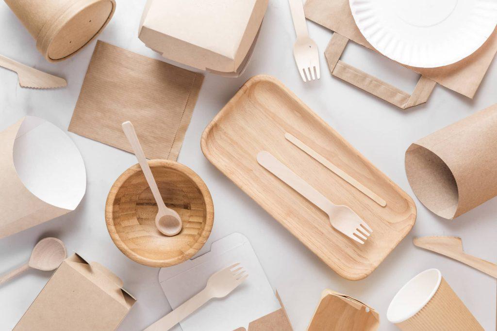 Various Food Packaging Supplies