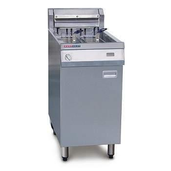 AUSTHEAT ROBAND 2 BASKET ELECTRIC DEEP FRYER – 29L Tank AF812