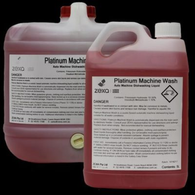 ZEXA Platinum Machine Wash 15L